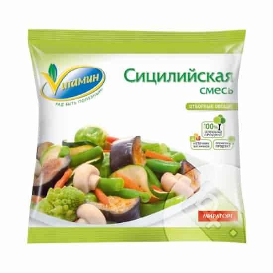 Овощные смеси Мираторг